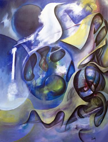 Peinture, acrylique, œuvre d'art par Gilles Eugene (Goodÿ)